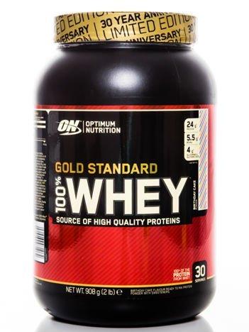 Optimum Nutrition Odżywka białkowa - Gold Standard - 908g