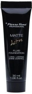 PIERRE RENE Matte Active fluid matujący no.03 natural 30 ml