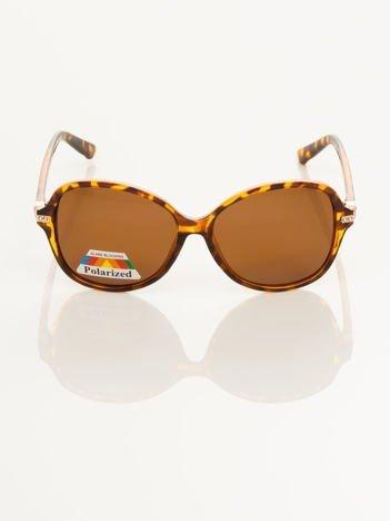 """POLARYZACJA pantera eleganckie okulary przeciwsłoneczne """"MUCHY""""+GRATISY ( etui ,ściereczka)"""