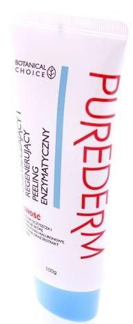 PUREDERM Koreański Peeling Enzymatyczny do twarzy 100 ml