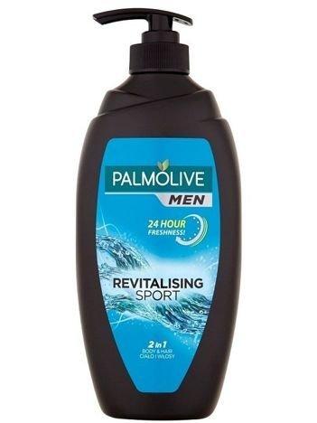 Palmolive Żel pod prysznic Men 2w1 Revitalising Sport 750 ml