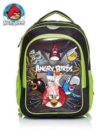 Plecak szkolny chłopięcy ANGRY BIRDS