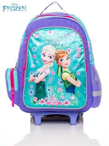 Plecak szkolny na kółkach FROZEN