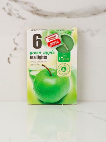 Podgrzewacze zapachowe Zielone Jabłuszko