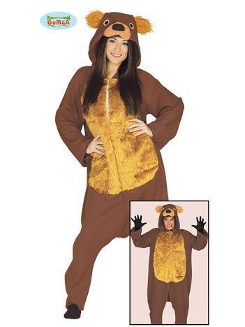 Przebranie na imprezę Niedźwiedź