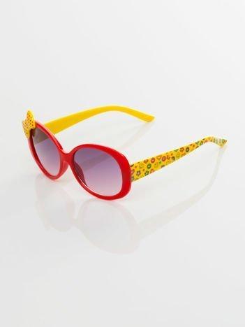 Przeciwsłoneczne okulary dziecięce z filtrami , zauszniki w SERCA,BUŹKI,GWIAZKI