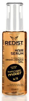 REDIST SERUM do włosów ARGAN OIL & KERATIN 125 ML