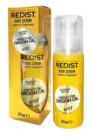 REDIST Serum do włosów bez spłukiwania PURE MOROCCAN ARGAN OIL 125 ml