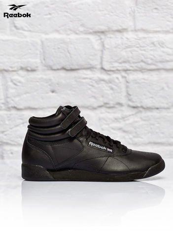 REEBOK Czarne buty sportowe Freestyle Hi