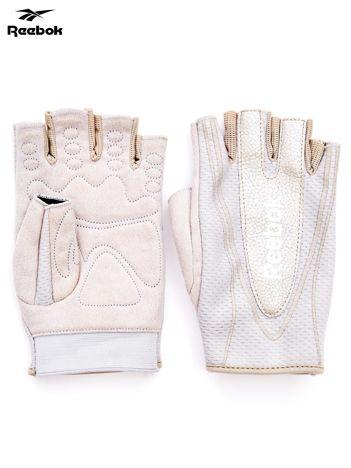 REEBOK Szare rękawiczki treningowe