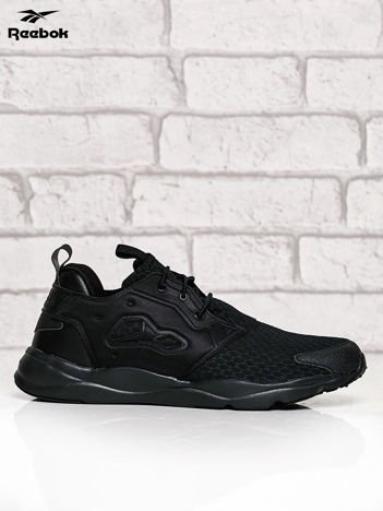 REEBOK czarne buty męskie o futurystycznym kształcie