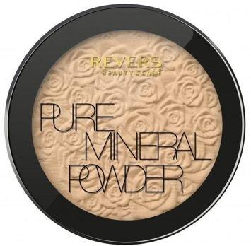 REVERS Mineral PURE Powder, Puder prasowany nr 01 9 g
