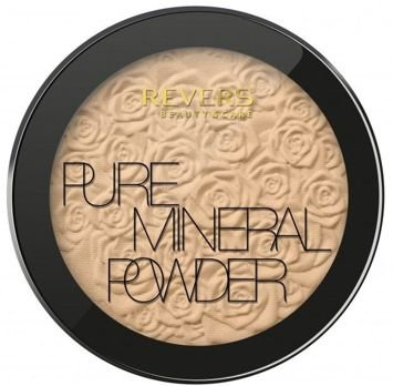 REVERS Mineral PURE Powder, Puder prasowany nr 06 9 g