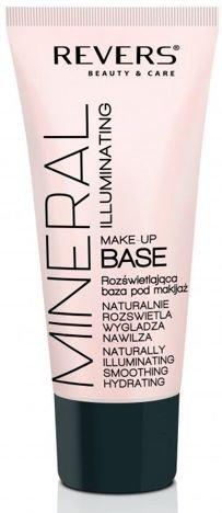 REVERS Rozświetlająca baza pod makijaż MINERAL ILLUMINATING MAKE-UP BASE 30 ml