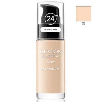 REVLON ColorStay podkład z pompką do skóry normalnej i suchej z kompleksem SoftFlex 150 Buff 30ml