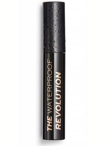 REVOLUTION The Waterproof Mascara Tusz do rzęs wodoodporny