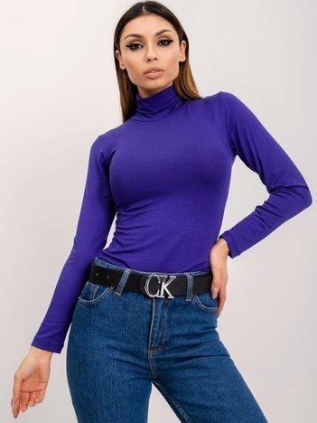 RUE PARIS Kobaltowa bluzka Gemma