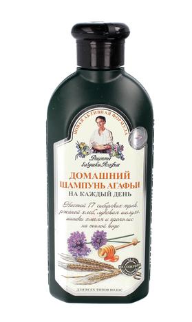 Receptury Babci Agafii Szampon ZIOŁOWY DOMOWY naturalny 350 ml