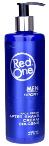RedOne AFTER SHAVE CREAM COLOGNE BLUE WODA KOLOŃSKA W KREMIE150 ML