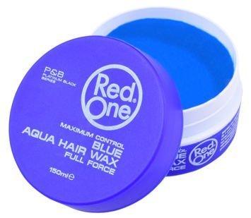 RedOne AQUA WAX FULL FORCE BLUE ZAPACH GUMY BALONOWEJ 150 ML