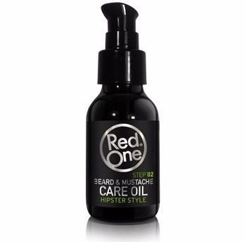 RedOne BEARD & MUSTACHE CARE OIL Hipster Style OLEJEK DO BRODY 50 ML