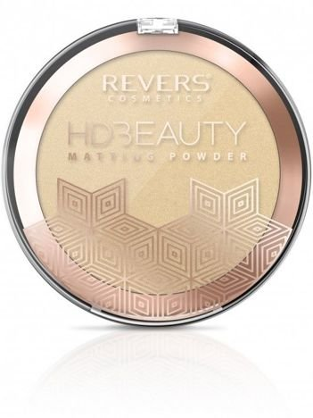 Revers Puder matujący HD Beauty 04 9g