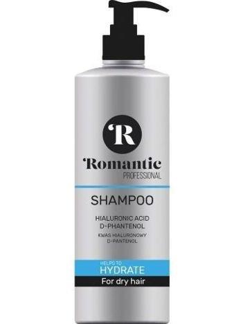 Romantic Professional Szampon do włosów Hydrate  850 ml