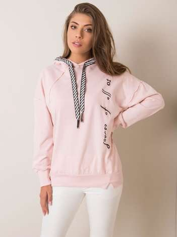 Różowa bluza Mireia RUE PARIS