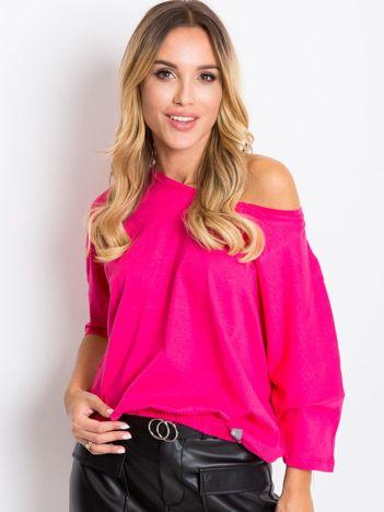 Różowa bluzka Brittany