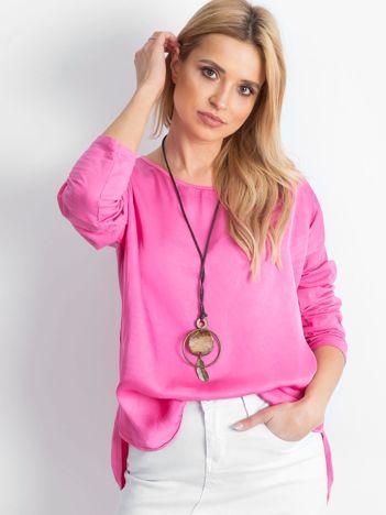 Różowa bluzka Undisputed