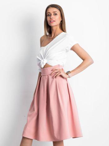 Różowa spódnica Bucolic