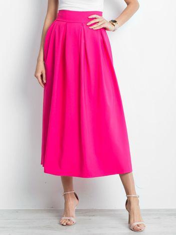 Różowa spódnica Quirky