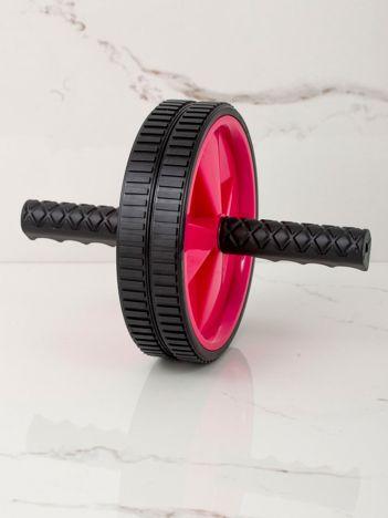 Różowe koło do ćwiczeń