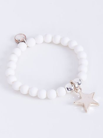 SCANDEZZA Bransoletka White Star
