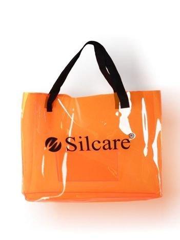 SILCARE Torba Silcare Transparent FLUO Orange