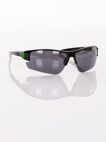 SPORTOWE męskie okulary przeciwsłoneczne