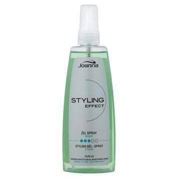 STYLING effect  Żel spray do stylizacji włosów 150ml
