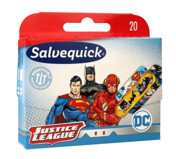 "Salvequick Plastry Justice League  1op.-20szt"""