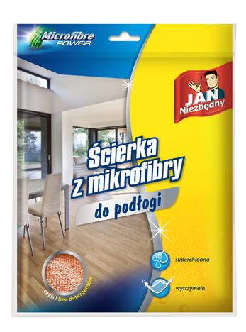 Sarantis Jan Niezbędny Ściereczka z mikrofibry do podłogi