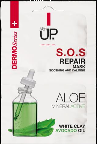 Skin UP™ MASKA NAPRAWCZA S.O.S. 2 x 5 ml