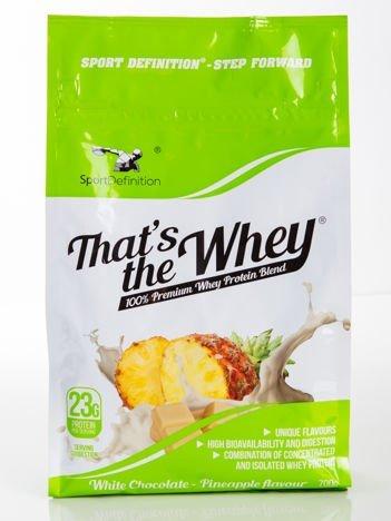 """Sport Definition - Odżywka białkowa That""""s the Whey - 700g Ananas"""
