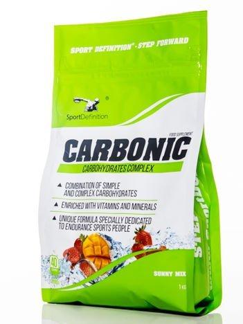 Sport Definition - Odżywka węglowodanowa Carbonic - 1000g Sunny Mix