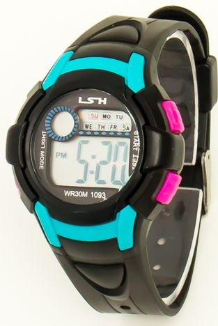 Sportowy Zegarek  WR 30M