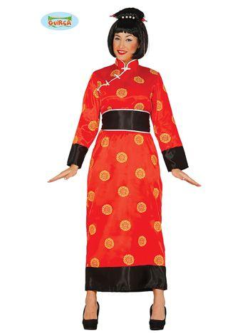 Strój Japonki