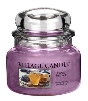 Świeca zapachowa Village Candle 270 gr - Honey Patchouli