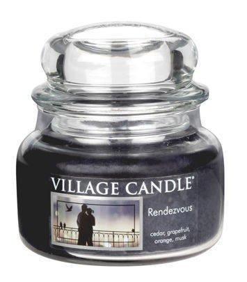 Świeca zapachowa Village Candle 270 gr - Rendezvous