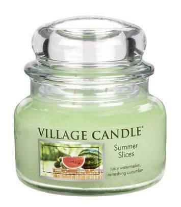 Świeca zapachowa Village Candle 270 gr - Summer Slices