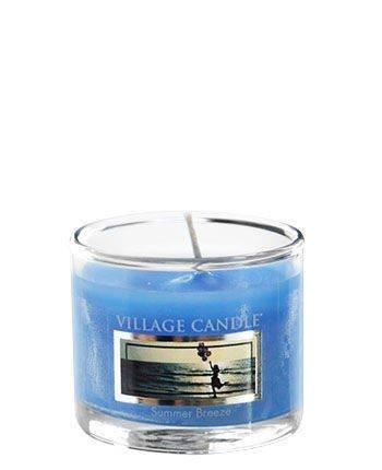 Świeca zapachowa Village Candle Mini Glass 29gr - Summer Breeze