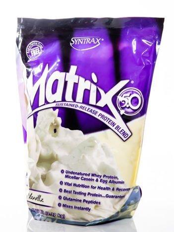 Syntrax Odżywka białkowa Matrix 5.0 - 2270 g Vanilla