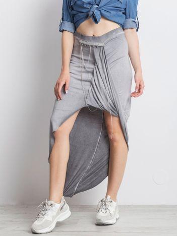 Szara spódnica Sultry